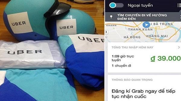 Chuyện về 'vị khách cuối cùng trên cuốc xe Uber' của tài xế sinh viên khiến dân mạng cảm động