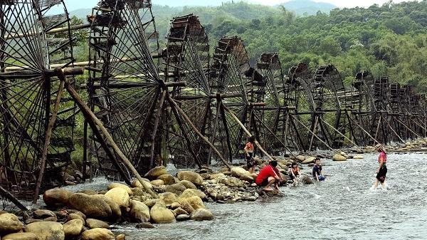 Khám phá điểm du lịch guồng nước Bản Bo, Lai Châu
