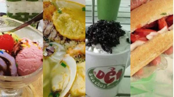 """""""Sốt xình xịch"""" với 10 địa điểm ăn vặt siêu ngon, giá siêu yêu tại Hòa Bình"""