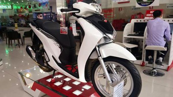 Bảng giá xe máy Honda tháng 5/2018: Honda SH tăng hàng chục triệu đồng