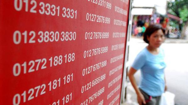 Hàng chục triệu thuê bao di động 11 số sắp chuyển thành 10 số