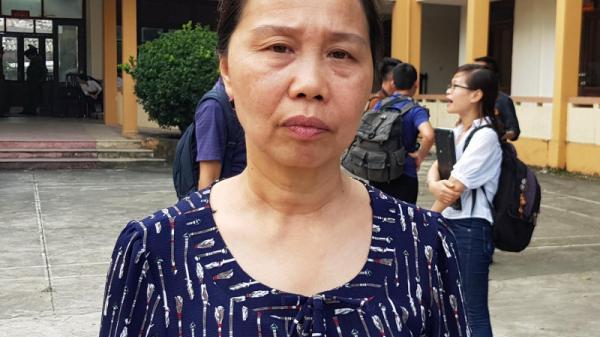 Mẹ bị cáo Sơn: Con tôi chỉ là nhân viên, sao bắt chịu trách nhiệm chính