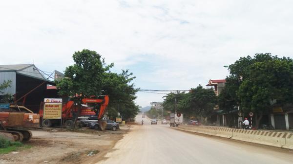 """Xử lý """"điểm đen"""" nút giao QL 6 cửa ngõ thành phố Hòa Bình"""