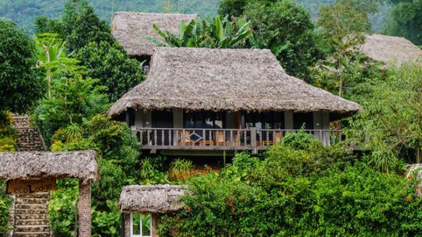 Nét mộc mạc của văn hóa dân tộc Thái ở Mai Chau Ecolodge (Hòa Bình)