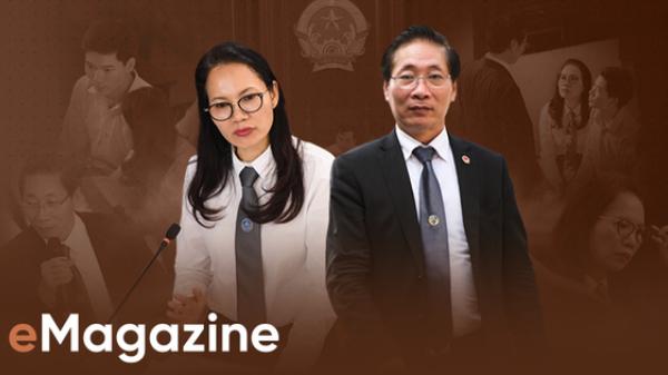Cặp vợ chồng luật sư 'bẻ chiều' vụ án BS Lương