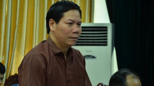 Nguyên Giám đốc BVĐK tỉnh Hoà Bình Trương Quý Dương đã về nước