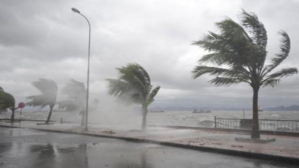 Áp thấp khả năng mạnh thành bão, giật cấp 10 và liên tục đổi hướng