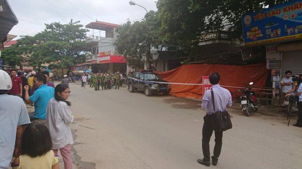 KINH HOÀNG: Vợ chồng giám đốc bị bắn chê't tại nhà, nghi phạm nổ súng tự sát