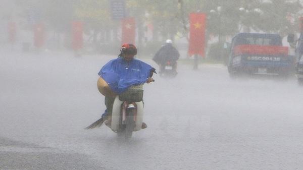 Dự báo thời tiết 21/8: Miền Bắc sắp mưa diện rộng