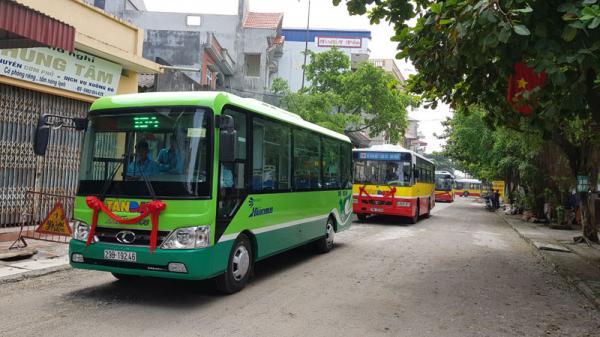Mở tuyến xe buýt kế cận từ Bến xe Yên Nghĩa đi tỉnh Hòa Bình