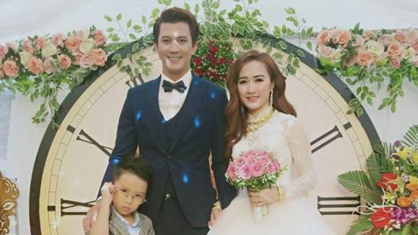 Diễn viên Hà Việt Dũng tổ chức đám cưới với cô gái 9X dân tộc Thái cùng quê Hòa Bình