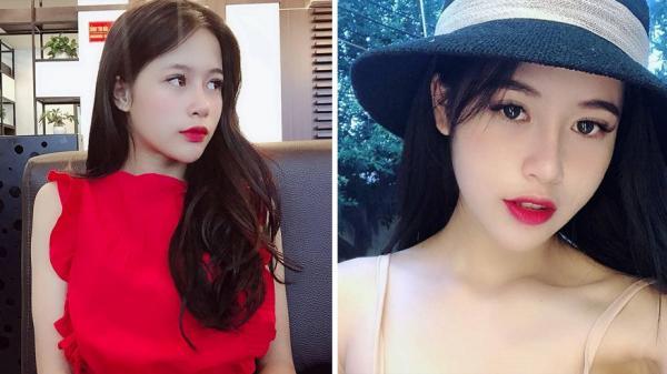 """Cô nàng 18 tuổi Bắc Giang xinh đẹp như hoa hậu - độc thân - kiếm tiền """"khủng """" khiến bao chàng trai mơ ước"""