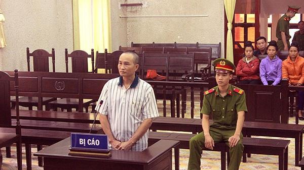 Tuyên phạt 1 đối tượng Điện Biên 20 năm tù giam về tội mua bán trái phép chất m.a t.úy