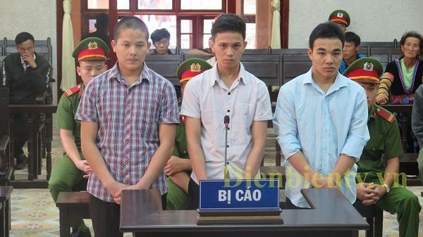 3 thanh niên Điện Biên hợp sức lừa bán cô gái 14 tuổi sang Trung Quốc để kiếm tiền tiêu xài