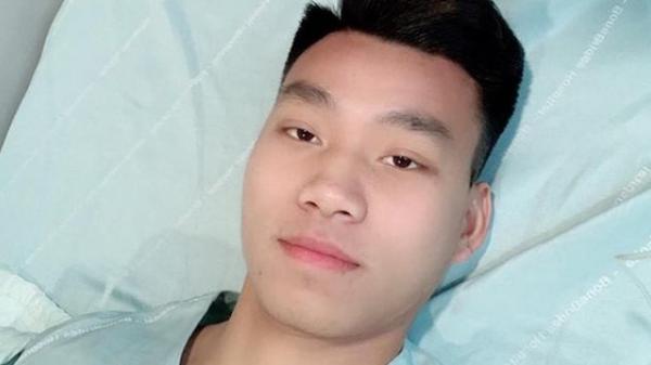 Phẫu thuật 2 tiếng ở Hàn Quốc, Văn Thanh cảm động vì có Xuân Trường, Văn Toàn đứng chờ
