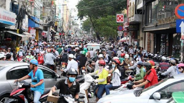 """Những """"điểm đen"""" ùn tắc giao thông ở Chí Linh cần tránh giờ cao điểm"""