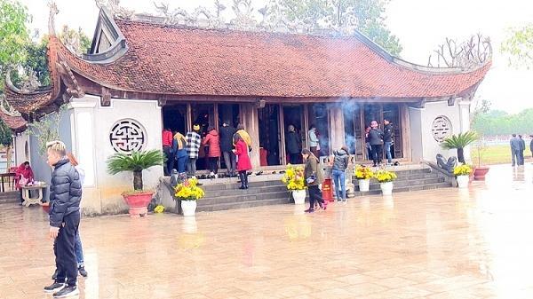 Ngôi đền ở Hải Dương nằm trong TOP 3 ngôi đền cầu tự linh thiêng bậc nhất miền Bắc