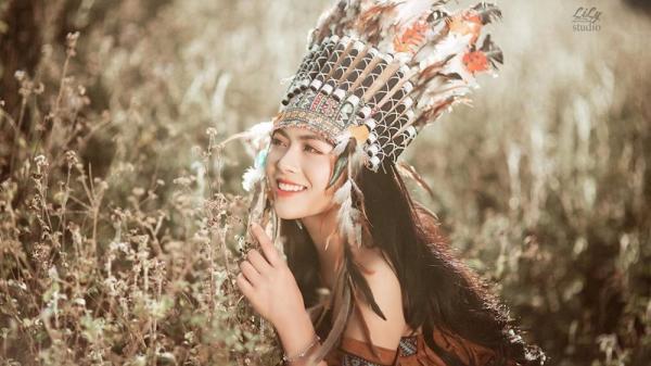 Nàng thổ dân 10x Mộc Châu khiến cư dân mạng say nắng
