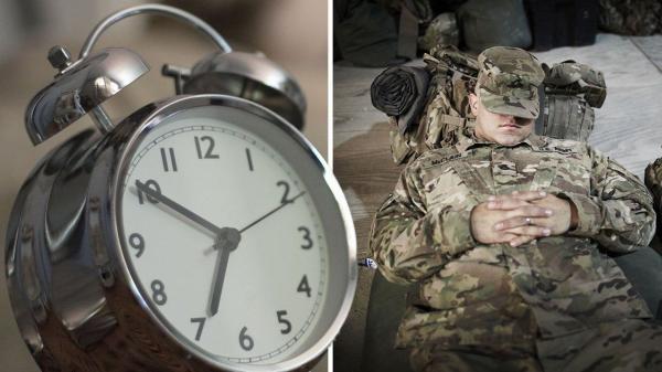 2 phương pháp giúp bạn ngủ trong vòng 120s bất kể ngày đêm và địa điểm của quân đội Mỹ