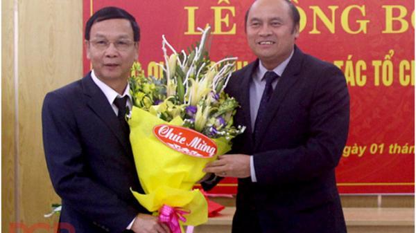 Bổ nhiệm cán bộ mới ở Bắc Giang