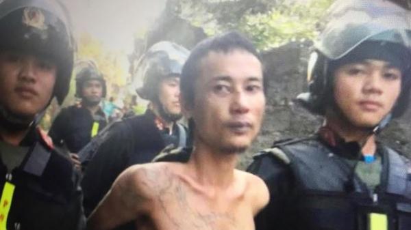 Cảnh sát cơ động tr.uy bắt kẻ cứ.a cổ gi.ết lái xe ôm Hưng Yên d.ã man