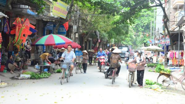 Hưng Yên: Chợ cóc lại rôm rả họp
