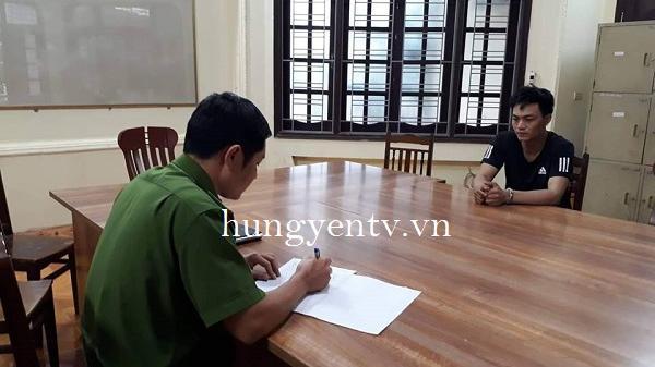 Bắt đối tượng gi.ết người ở Ân Thi, Hưng Yên
