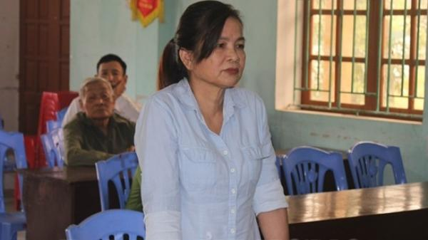 Cựu giáo viên Bắc Giang lĩnh án t.ù vì buôn hàng c.ấm