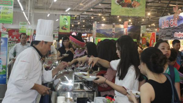 Đặc sản Hòa Bình và các tỉnh Tây Bắc vào siêu thị