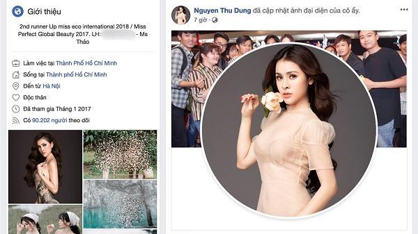 Thư Dung tái xuất Facebook sau nghi á.n b.án d.âm 25.000 USD và lập tức cập nhật avatar nhan sắc thơ ngây