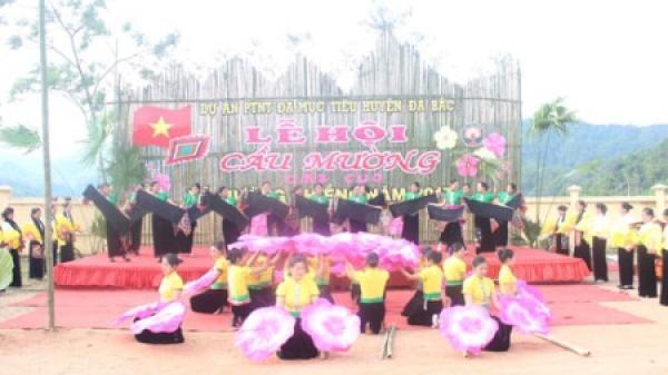 Hòa Bình phục dựng Lễ hội cầu Mường của dân tộc Tày