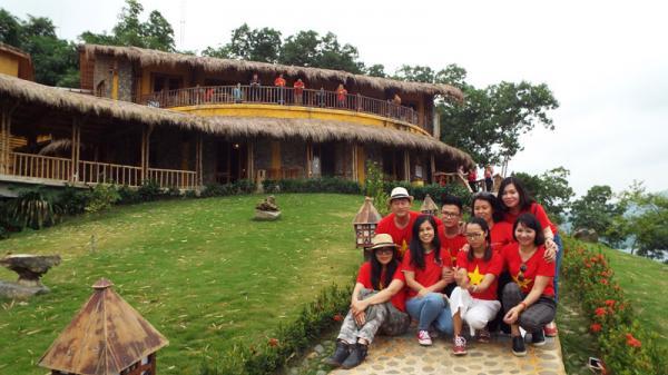 Mai Châu Hideaway - khu nghỉ dưỡng đáng đến trải nghiệm hồ Hòa Bình