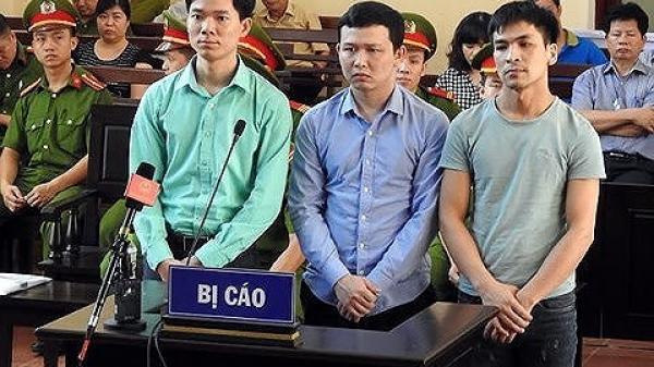Xét xử công khai vụ á.n Hoàng Công Lương từ ngày 8/1/2019