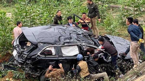 111 người chê't do tai nạn giao thông dịp Tết Dương lịch 2019