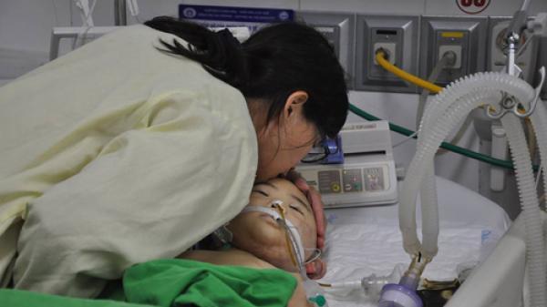 Nghẹn lòng bé 4 tuổi hiến giác mạc đúng ngày sinh nhật
