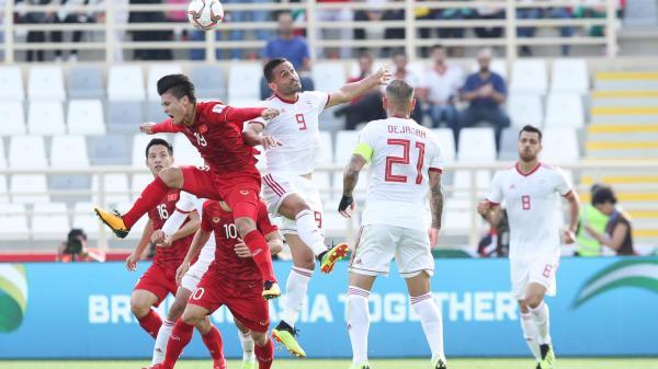BXH các đội đứng thứ ba tại Asian Cup 2019