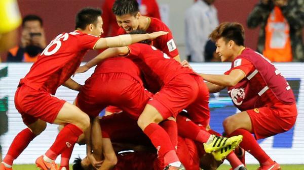 """ĐT Việt Nam và 7 """"cái nhất"""" tại vòng Tứ kết Asian Cup 2019"""