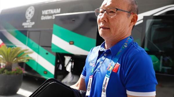 HLV Park Hang Seo nói gì khi Việt Nam thua Nhật Bản?
