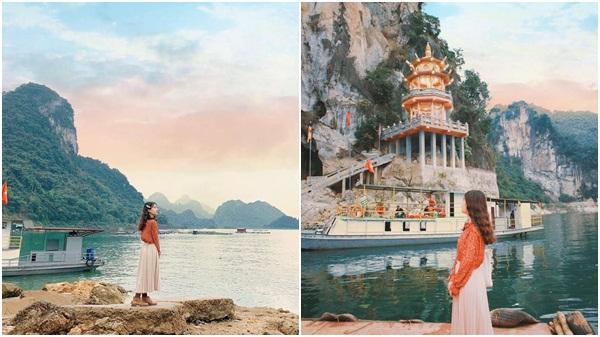 Đầu năm du ngoạn Hòa Bình, không thể bỏ lỡ 2 ngôi đền linh thiêng có phong cảnh hữu tình trên sông Đà