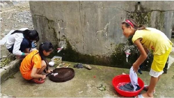 Hòa Bình: Học sinh Trường Đồng Chum nhiều khó khăn