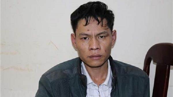 Gia hạn tạm giữ khẩn cấp lần thứ nhất với Vì Văn Toán - kẻ chủ mưu trong vụ s.át hại nữ sinh Điện Biên
