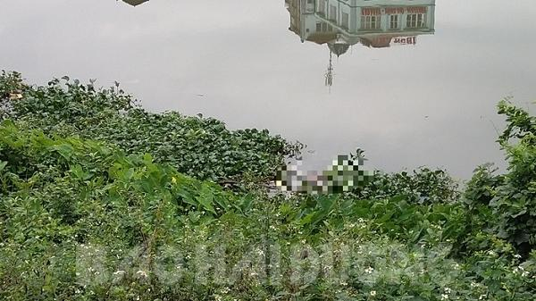 Hải Dương: Tá h.ỏa phát hiện xác người đàn ông trên sông Sặt