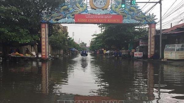 Cải tạo hệ thống thoát nước của thành phố Hải Dương