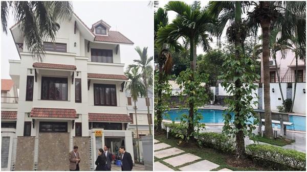 """Đã mắt ngắm căn biệt thự sân vườn hoành tráng nằm ở 'phố nhà giàu"""" tại Hải Dương"""