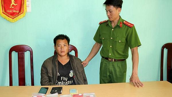 Bắt giữ gã trai Điện Biên có hành vi mua bán trái phép 970 viên m.a t.úy tổng hợp