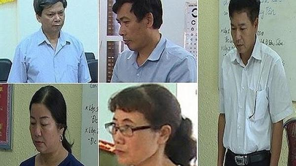 Vụ sửa điểm con quan: Phó Giám đốc Sở KH&ĐT tỉnh Hòa Bình bức xúc vì bị nhầm