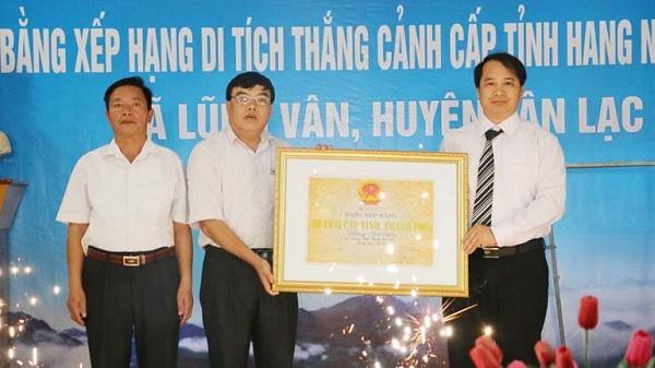 Hòa Bình: Hang Núi Kiến được xếp hạng di tích danh lam thắng cảnh cấp tỉnh