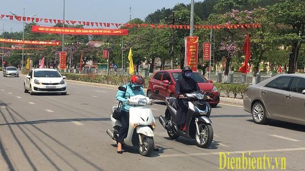 Điện Biên: Nắng nóng gay gắt kéo dài đến ngày 26/4, người dân cần đề phòng sốc nhiệt