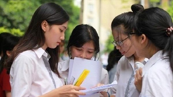 Bộ GD&ĐT công bố cụm thi THPT quốc gia 2019 ở Điện Biên và trường đại học chủ trì chấm trắc nghiệm