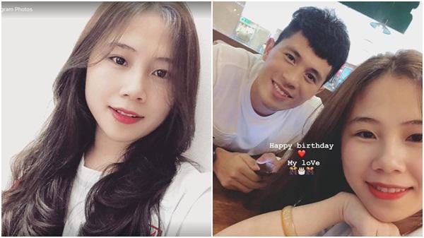 Hành động ngọt ngào của bạn gái quê Điện Biên nhân dịp sinh nhật trung vệ thép Đình Trọng